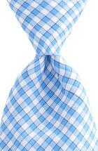 Main Mast Check Woven Tie