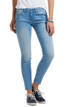 Regular Furling Wash Skinny Denim