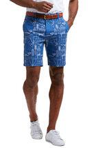 9 Inch Cape Cod Blueprint Breaker Shorts