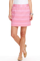 Whale Stripe Skirt