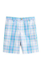 Boys Plaid Breaker Shorts