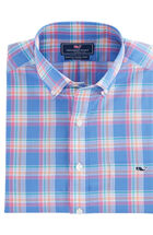 Pavillion Plaid Slim Tucker Shirt