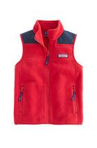 Boys Fleece Shep Shirt Vest