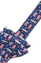 British Flags Bow Tie