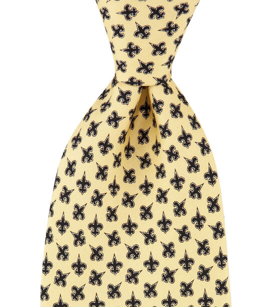 New Orleans Saints Tie