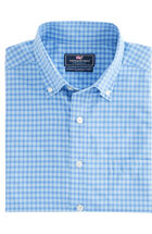 Merrymount Gingham Performance Classic Murray Shirt