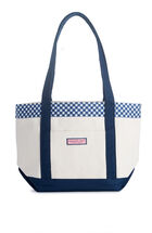 Heritage Gingham Classic Tote