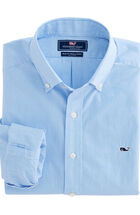 Scilly Cay Stripe Slim Whale Shirt