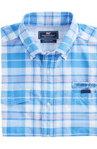 Halibut Plaid Harbor Shirt