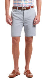 8 Inch Cotton/Linen Island Shorts