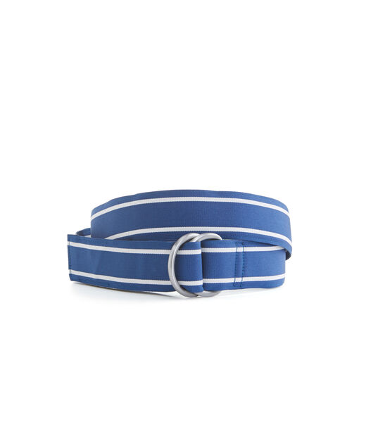 Sailor Stripe D-Ring Belt