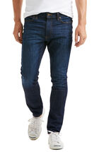 Slim-Fit Denim, Dark Wash