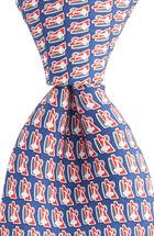 Boys America's Cup Logo Tie