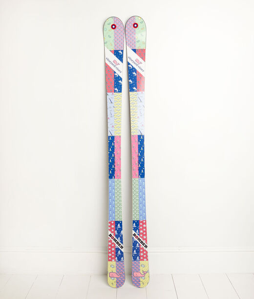 Patchwork Skis
