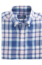 Lawrence Pond Plaid Classic Murray Shirt