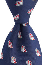 America's Cup Logo Woven Tie