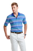 Hunter Stripe Polo