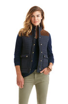 Quilted Hunting Vest