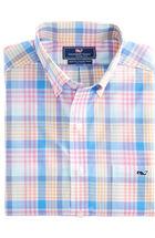 Charthouse Plaid Slim Tucker Shirt