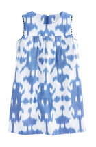 Girls Ikat Dress