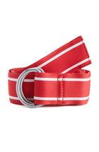 Sailor Stripe D-Ring Belt