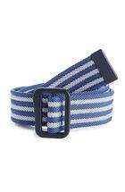 Boys Fine Stripe Tech Belt