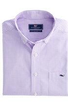Topsail Gingham Classic Tucker Shirt