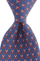 University of Virginia Tie