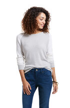 Raglan Sleeve Baseball Sweater