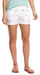 Caipirinha Embroidered Dayboat Shorts