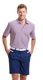 Fitzgerald Stripe Polo