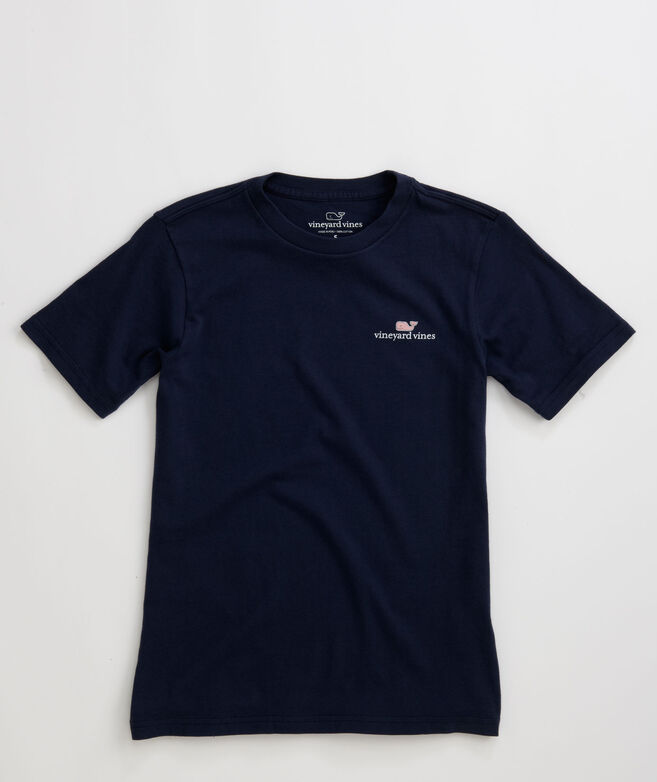 Boys VV Logo Graphic T-Shirt