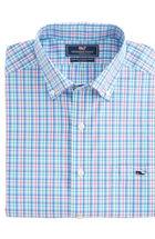 Phinneys Plaid Slim Tucker Shirt