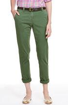 Cotton Stretch Chino Pants