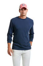 Long-Sleeve Slub T-Shirt