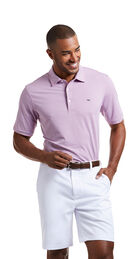 Kennedy Stripe Polo