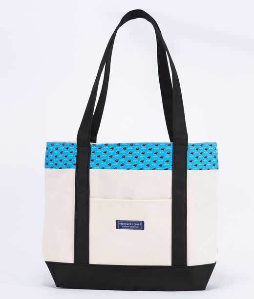 Carolina Panthers Classic Tote