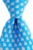Miami Marlins Tie