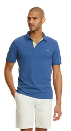 Slim-Fit Pique Sailing Polo
