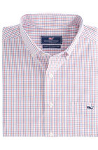 Scupper Check Classic Tucker Shirt
