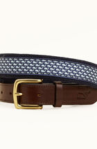 Boys Vineyard Whale Club Belt