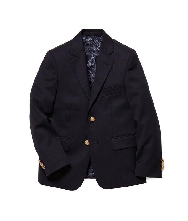 Boys 2-Button Wool Blazer (2T-7)