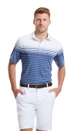Hull Stripe Polo