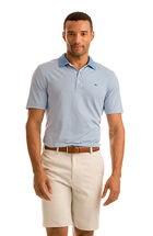 Porter Stripe Polo