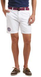7 Inch Flag Stripe Breaker Shorts