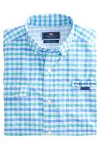 Binnacle Check Harbor Shirt