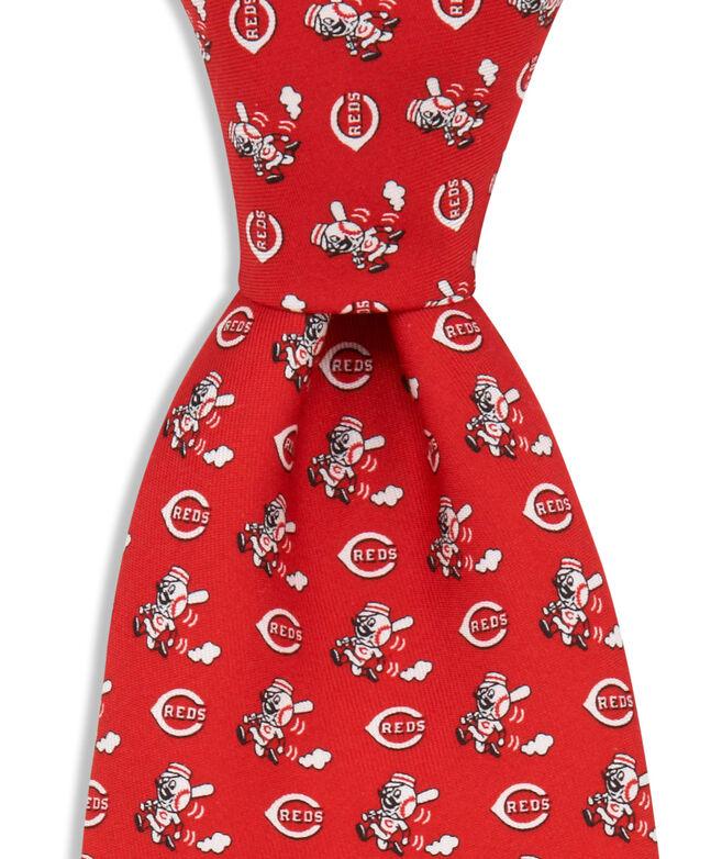 Boys Cincinnati Reds Tie