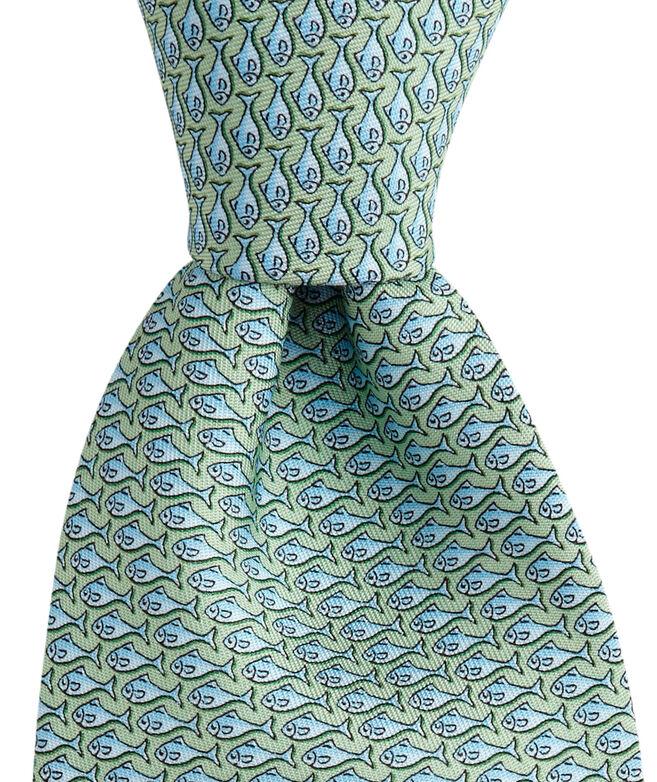 Geo Fish Tie