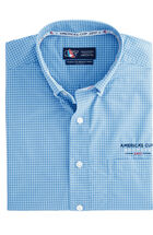 America's Cup Micro Gingham Murray Shirt