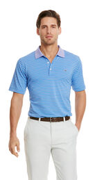 Jib Stripe Polo